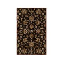 England Floor Coverings Pars Kashan K-2681 Chocolate 5' x 8' Rectangle 101128