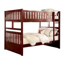 Full/Full Bunk Bed