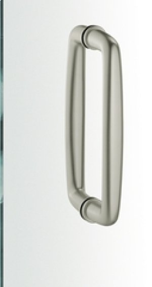 Aluminum Pull for Glass Door Product Image