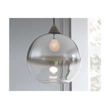 Glass Pendant Light (1/CN)