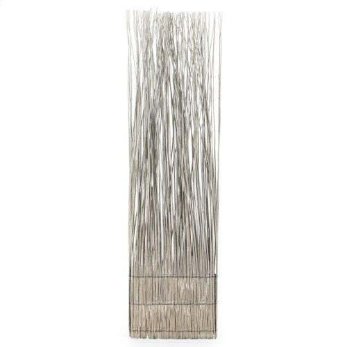 "Willow Twig Panel 69"" - Seaside Grey"