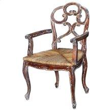 Fayence Arm Chair
