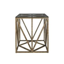 Truss Square End Table