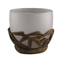 Bamboo Vanity Top Votive