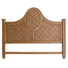 Dauphine Oval King Headboard