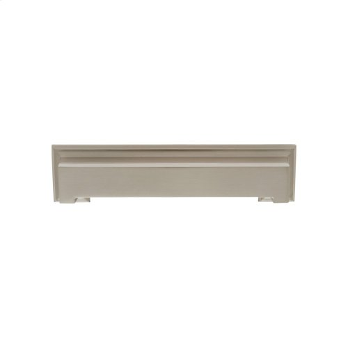 Satin Nickel 128 mm c/c Marquee Cup Pull