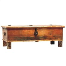 Nantucket Blanket Box