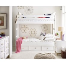 Twin over Twin Bunk Bed, 3/3