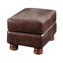 Rectangular Ottoman in Dynamic Mocha