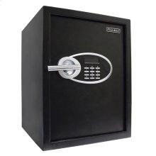 Anti-Theft Safe with Digital Lock, 1.2 Cubic Feet, Black