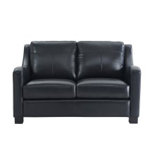 2052 Presley Loveseat L201k Black