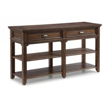 Herald Sofa Table with Drawers