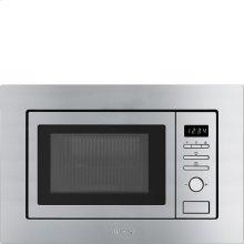 "60CM (Approx 24"") Built-in Microwave Fingerprint-Proof Stainless Steel"