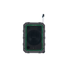 Rechargeable Weather-Resistant Trolley Speaker