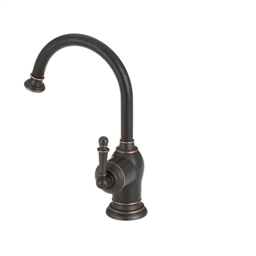Iris Instant Hot Water Dispenser Faucet (F-H2300-Classic Oil Rubbed Bronze)