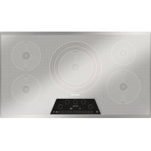 "36"" Masterpiece® Series Induction Cooktop"