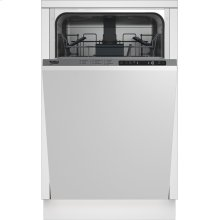 "18"" Panel Ready, Slim, Integrated Dishwasher"