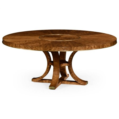 "72"" Hyedua Circular Dining Table"