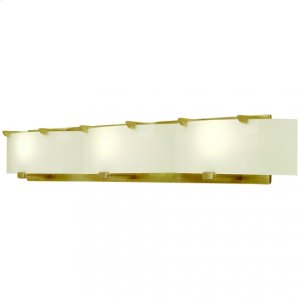 Triple Plank Vanity - Flat Glass - V440 Silicon Bronze Brushed Product Image