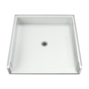 """OC-SS-39, Series 6205, 39-3/8"""" x 39-3/8"""" Transfer Shower Receptor - White Product Image"""