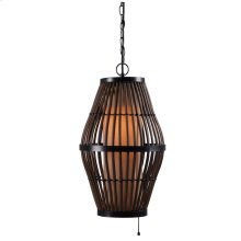 Biscayne - 1 Light Outdoor Pendant