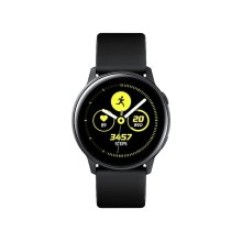 Galaxy Watch Active (40mm), Black (Bluetooth)