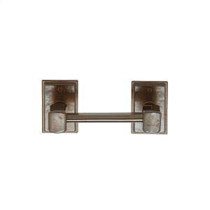 Tempo Horizontal Toilet Paper Holder - TP3 Silicon Bronze Brushed Product Image