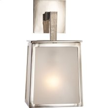 Visual Comfort BBL2070PN-FG Barbara Barry Ojai 1 Light 14 inch Polished Nickel Outdoor Wall