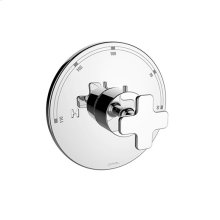 TH400 - Thermostatic Control Valve Trim - Polished Chrome