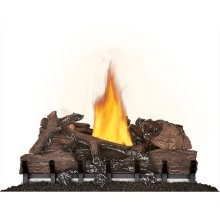 Oak Log Set