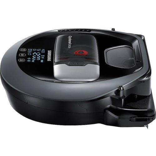 POWERbot R7040 Robot Vacuum in Neutral Grey