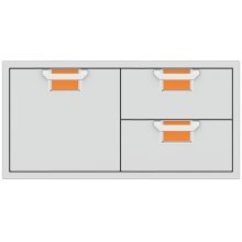 "42"" Aspire Combo Door/Drawer - AESDR Series - Citra"