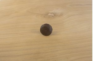 """Sealed Rusted 10 Pack 0.75"""" Round Decorative Nail Clavos Product Image"""