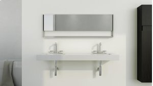 Brackets System Only Floating Sink Bracket System Product Image