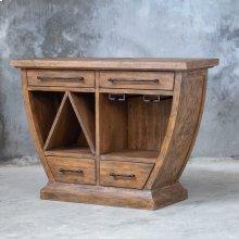 Aleph Bar Cabinet