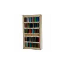 Bramble Sample Color Boards w/ Display Cabinet