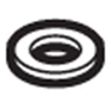 Commercial nylon washer for filter housing