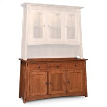 McCoy Hutch Base, McCoy Hutch Base, 60""
