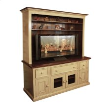 Mill Pond Media Hutch & Buffet