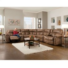 Stallion Reclining Sectional