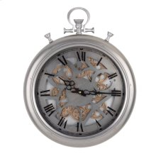 Hereford Clock, Medium SLV