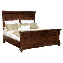 Charleston Place - King Panel Bed