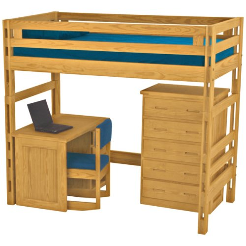 Double Loft Bed, extra-long