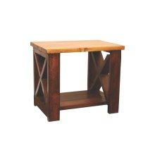 Las Cruces End Table
