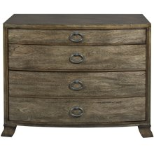 Silas Nightstand Chest 8521H