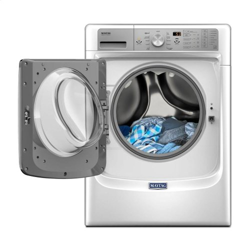 Red Hot Buy! Front Load Washer With Optimal Dose Dispenser and Powerwash® System - 5.2 Cu. Ft.