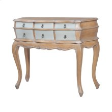 Sullivan Console In Artisan Stain And White Wash