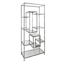 NK Quinn Mirror Bookshelf
