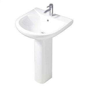 Anabel 630 Pedstal Lavatory - Single-Hole Product Image