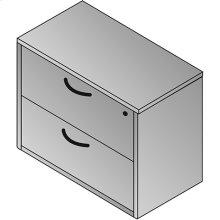 Lodi 2-drawer Lateral File 30x20